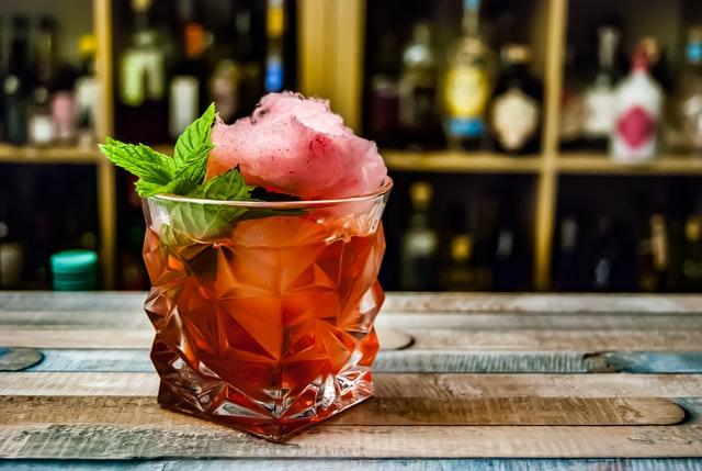 cocktails with bourbon